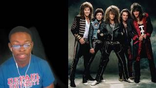 Bon Jovi-Livin On A Prayer Reaction