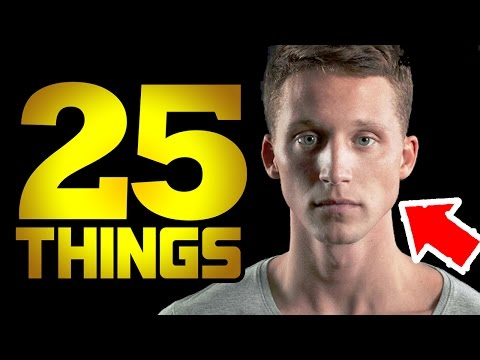 NF: 25 Things You Probably Didn't Know