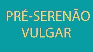 IIPC ESCLARECE 2° TEMPORADA EP #14 - PRÉ-SERENÃO VULGAR