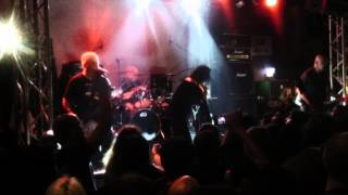 Omen - Die by the blade / live @ Up the Hammers X