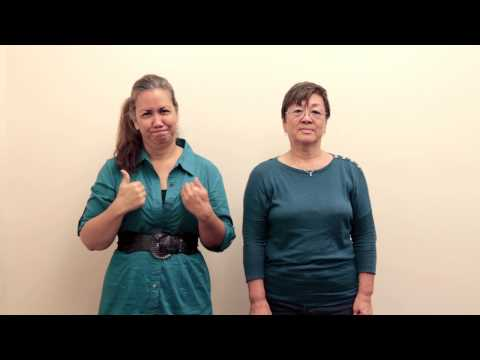 Hawaiʻi Sign Language Demonstration