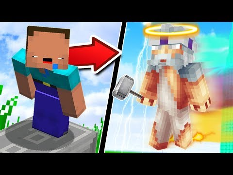 HOW TO GO FROM NOOB TO GOD IN MINECRAFT!! - BeckBroJack :: Let's