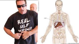 Liver Shot for Self Defense by Coach David Alexander