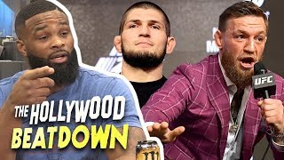 Tyron Woodley Says Khabib Suspension is 'Extremely Excessive'   The Hollywood Beatown