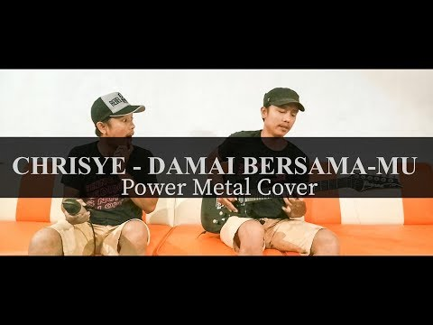 Chrisye - Damai Bersama-Mu (Power Metal Cover by Roy LoTuZ)