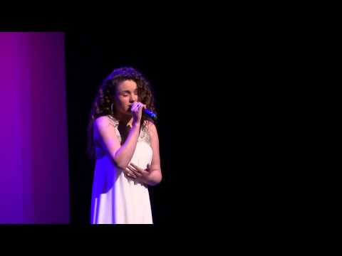 "Chloe performing Jessie J cover ""I Miss Her"""
