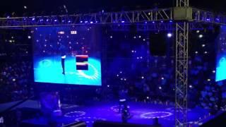 Guru randhawa - suit suit live -yamuna sports complex