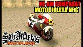 SAMP - Mi-am luat Motocicleta NRG !!