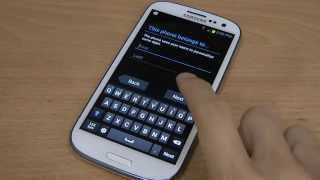 How to restore stock firmware on Samsung Galaxy S3?