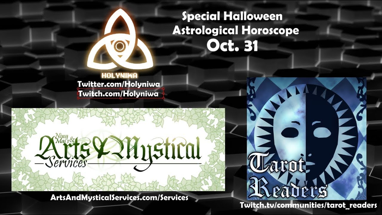 hallowition intuition special halloween astrological horoscope
