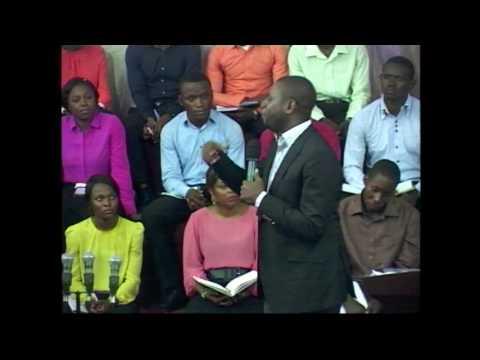 Les choix de la destinee 5e jour Pst Athoms Mbuma