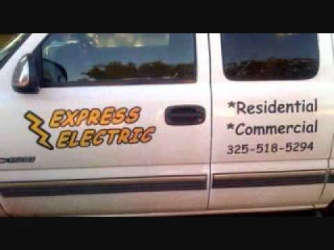 Abilene Tx 24 hour emergency licensed electricians