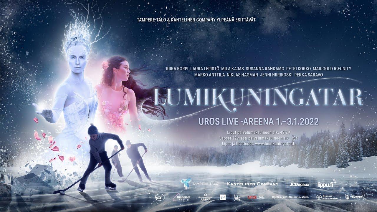 Lumikuningatar - Tampere-talo   Konsertit, tapahtumat ja yritystilaisuudet
