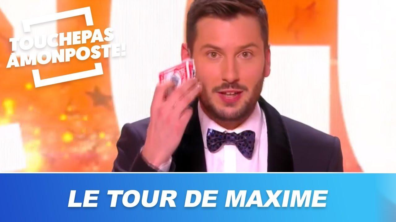 Le tour de cartes de Maxime Guény