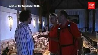 Overleden pianist Rian de Waal was in 2006 in De Trektocht van RTV Drenthe