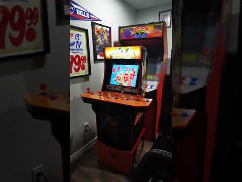 My brutal honest option of Arcade 1up's Golden Axe cab. from The Sergio Force