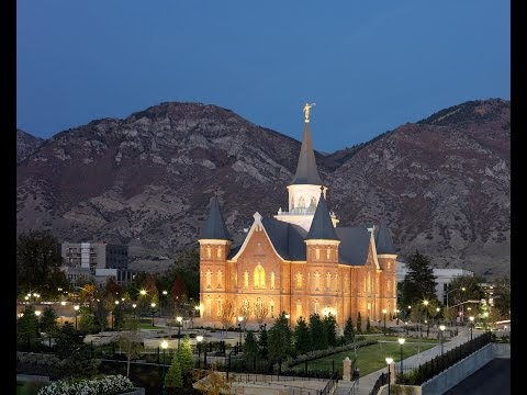 April 2016 World Report: Former Provo Tabernacle Becomes Church