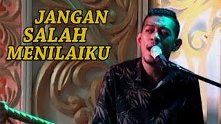 Suaranya KERENN !!! Daeng Ashari - JANGAN SALAH MENILAIKU (cover)