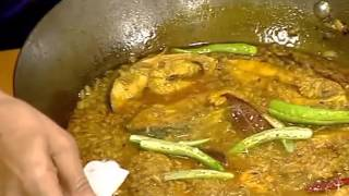 Alpana Habib's Recipe: Ilish Chira