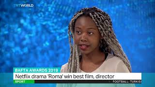 Natasha Mwansa, writer and filmmaker discusses the BAFTAS