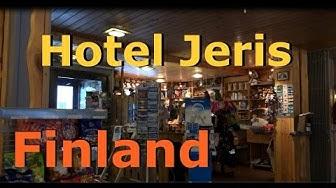 Hotelli Jeris- Muonio Jerisjärvi 30.3.2015