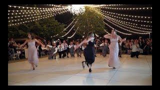Traditional Armenian Wedding Surprise Dance in Fresno // Yarkhushta