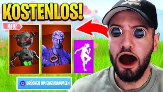 FORTNITE FREE ITEMS again !