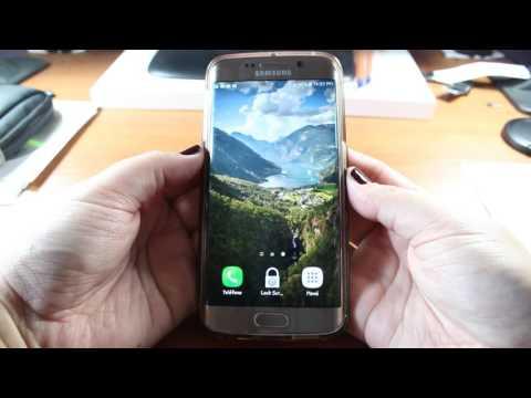 Sopa de Letras instalar en Samsung Galaxy S6 Edge