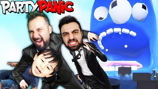 BALIKTAN KAÇ! | 2 FACECAM PARTY PANIC