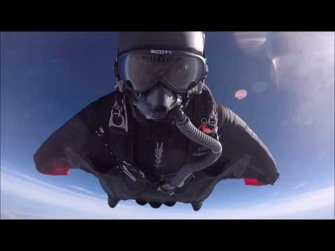 FAI Wingsuit Time and Distance World Record Attempt