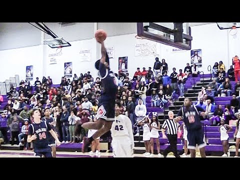 High School Basketball Game Highlights of Paulding County Patriots vs. Hiram Hornets