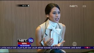 Video Maudy Ayunda Dampingi Obama Selama Acara Diaspora - Net 16 download MP3, 3GP, MP4, WEBM, AVI, FLV Juli 2018