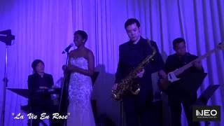 "Neo Music Production - Hong Kong Wedding Jazz Band - ""La Vie En Rose"" in Sheraton Macau"