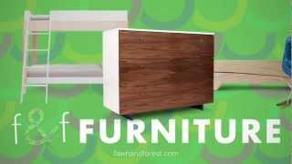 Modern Kids + Baby Furniture - Modern Children's Furniture At Fawnandforest.com