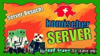 MEGA-SERVER-FAIL - SwissCraft ||SERVERVISIT|| - mit Jayson, WolreChris