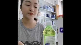 Combo Nước súc miệng và kem đánh răng  chăm sóc răng Chỉnh Nha ( răng niềng )
