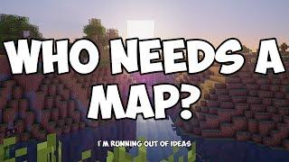 Who Needs a Map? Joke Montage | PeanutButterGamer Hardcore