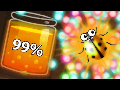 HOW TO GET 100% NECTAR EASY! (NEW VERSION SLITHER.IO?) (Littlebigsnake.io New .IO Game)