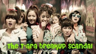 T-ara's Break Up Scandal and What It Means to Kpop