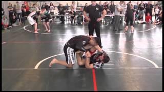 Garry Tonon vs. Josh Hayden Nogi BJJ ADCC Veterans