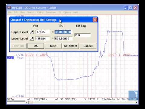 Scaling WinDaq To Display Engineering Units