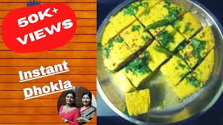 How to make Dhokla in Pressure Cooker
