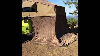 Camping on the Rim in AZ
