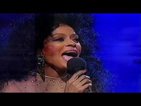 Diana Ross (Royal Variety Performance) Victoria Palace Theatre 1991 HD