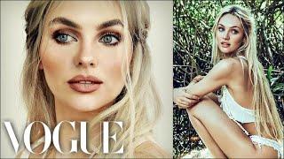 Summer Makeup Tutorial 2020 | Candice Swanepoel VOGUE