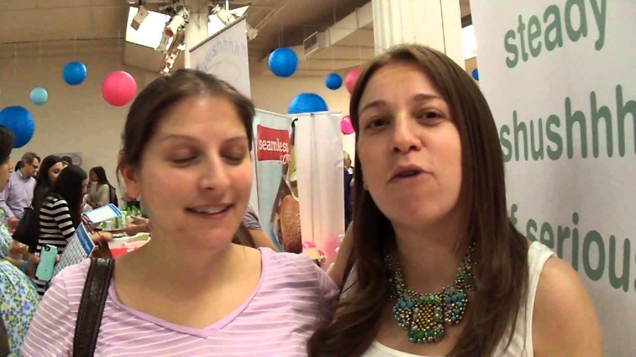 Marpac Biggest Baby Shower Testimonial: Two Husbands, Too Much Snoring, Two Dohms!
