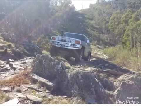 Canberra 4wd