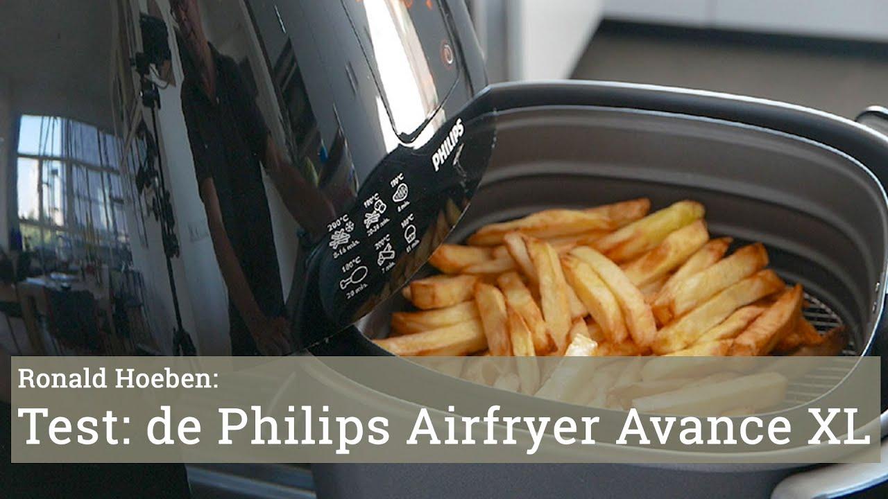Foodtube Test De Philips Airfryer Youtube
