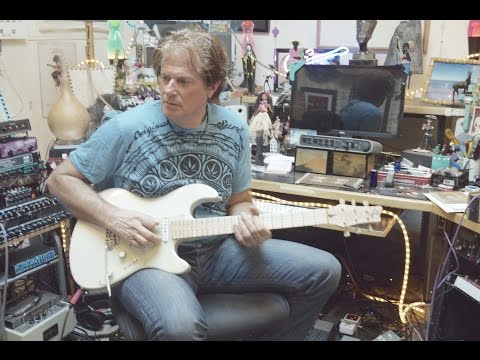 Michael Thompson: How to be a Rock Guitar Giant