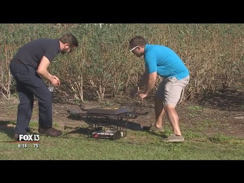 Mixed results in UPS drone delivery demo